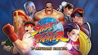 STREET FIGHTER # 30 anos