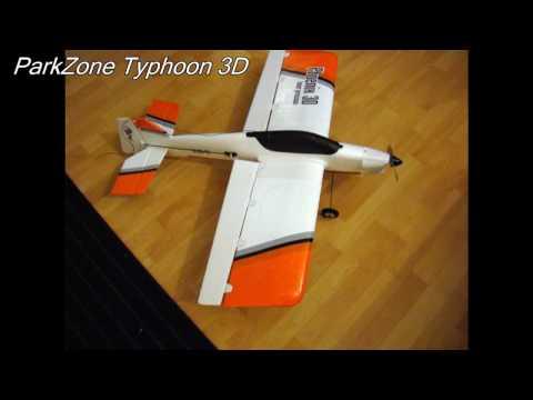 Parkzone Typhoon 3D Low Fly 3D RC Plane remote control 3D foam plane - UCfV5mhM2jKIUGaz1HQqwx7A
