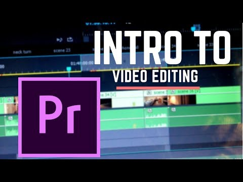 INTRODUCTION TO VIDEO EDITING (part 1) with Jaymikee