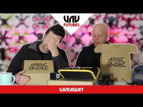 INSIDE TREVOR'S BOX Ep 1 and he is GRUMPY + giveaway