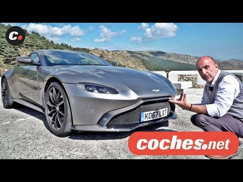 Aston Martin Vantage 2018 | Prueba / Test / Review en español | coches.net