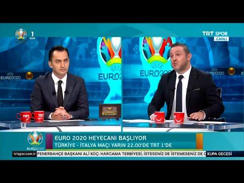 İtalya maçı öncesi heyecan dorukta! Özgür Buzbaş – Nihat Kahveci   Kupa Gecesi