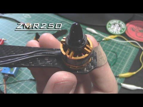 ZMR250 Quadcopter - Motor Rotation Set-up - UCDkUbTdfbyKHRA2VwKXhWvg