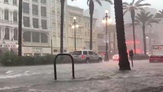 Bracing for Barry as storm threatens Louisiana