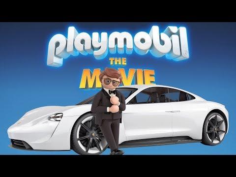 PLAYMOBIL: THE MOVIE ? Porsche Mission E
