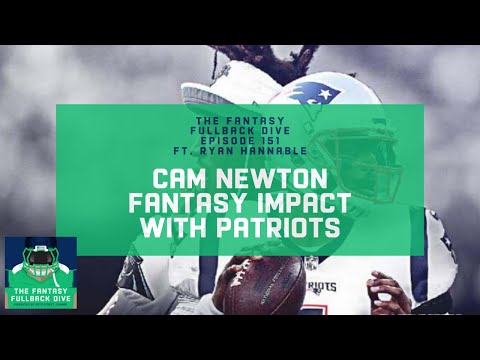 Cam Newton Fantasy Outlook + Impact on Patriots Offense | 2020 Fantasy Football