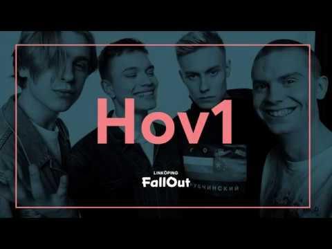 FallOut - Hov1, Jireel, Amwin, Julia Adams | Saab Arena, 27 oktober, Linköping