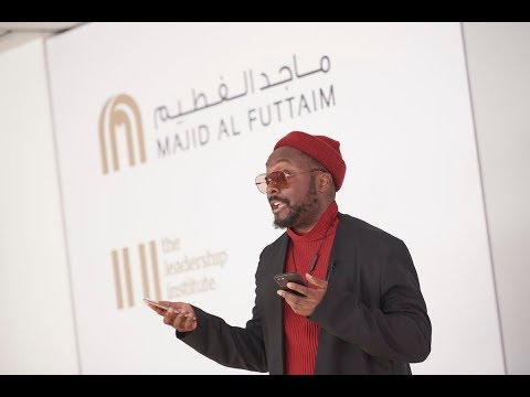 Will.i.am, and Dubai's MAF planning to build 'a tech company the size of Amazon'