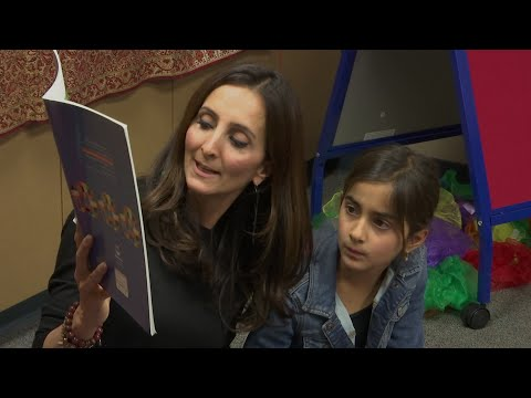 Story time connects Iranian Americans with past