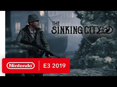 The Sinking City - Announcement Trailer - Nintendo Switch