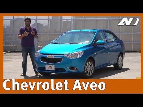 Chevrolet Aveo (Sail) - Progreso es progreso