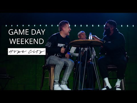Game Day Weekend 2019  Pastor Jeremy Foster