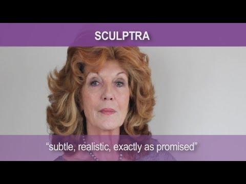 Rula Lenska Sculptra Cosmetic Skin Clinic Testimonial