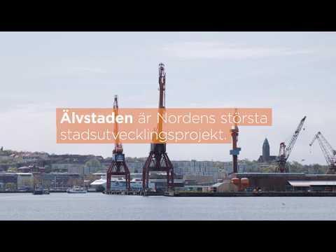 Film från Experimentverkstaden 2017, där barn ger sina tankar om framtidens stad
