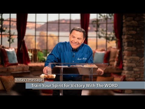 Train Your Spirit for Victory With The WORD