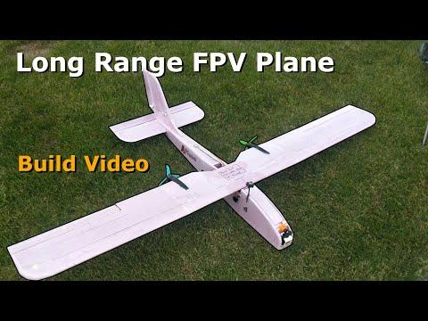 Long Range FPV Plane build & failed maiden - UCHP3rF6id84aeVWqQe-UfeQ