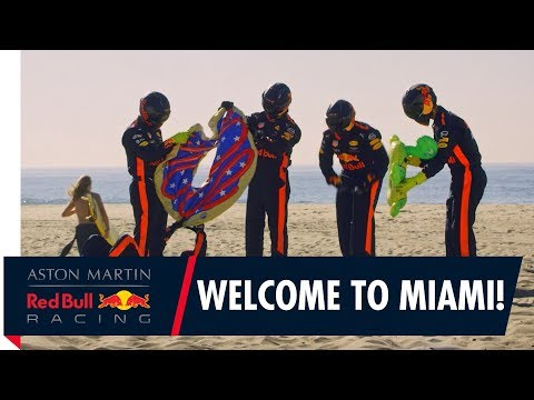 """Miami may host an F1 Race"""" We're ready..."""