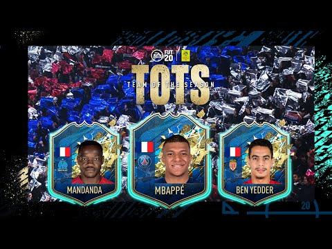 FIFA 20 Ultimate Team | Seleção da Temporada da Ligue 1 Conforama