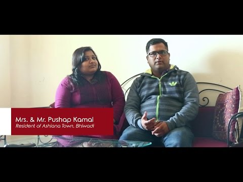 Live In Bhiwadi - Mrs. & Mr. Pushap Kamal