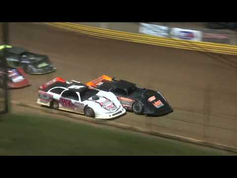 Limited Late Model at Lavonia Speedway July 16th 2021 - dirt track racing video image