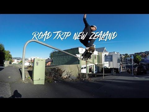 "GoPro Skate: Road Trip New Zealand - ""Worst Trip Ever"" - Ep. 5"