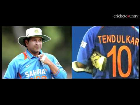 Sachin Tendulkar's No 10 ODI jersey should be retired in his honour