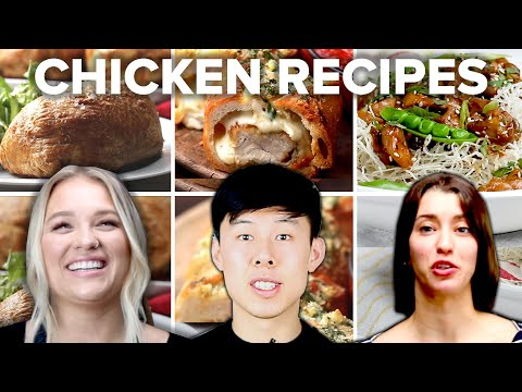3 Signature Chicken Recipes From Tasty Producers ? Tasty