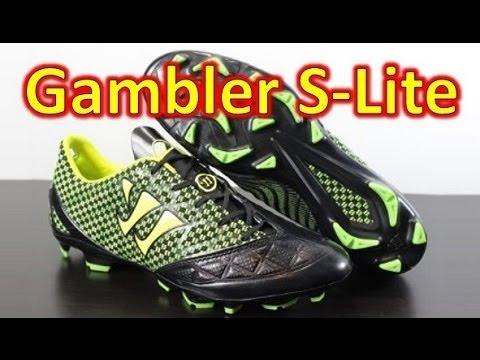 Warrior Gambler S-Lite - Unboxing + On Feet - UCUU3lMXc6iDrQw4eZen8COQ