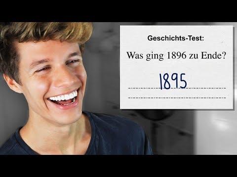 Die LUSTIGSTEN Schülerantworten in TESTS #3 - UCmxc6kXbU1J-0pR2F3wIx9A