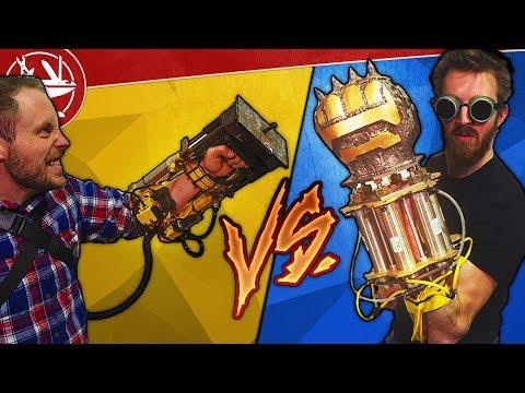 Powerfist VS Doomfist DESTRUCTION - UCjgpFI5dU-D1-kh9H1muoxQ