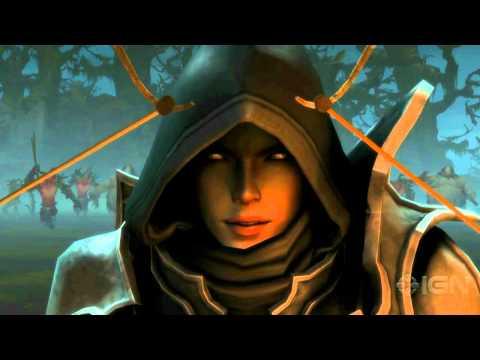 Diablo 3 - The Demon Hunter Trailer - UCKy1dAqELo0zrOtPkf0eTMw