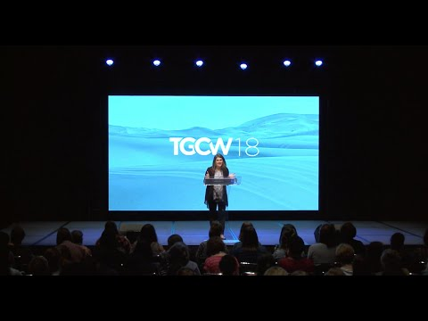 Melissa Kruger  Growing In Discernment  TGCW18