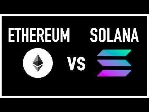 Ethereum vs Solana – What You NEED To Know! – Investing Made Simple – Nathan Sloan