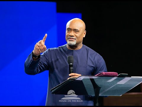 Mystery Of His Method 2  Paul Adefarasin  Something Is About To Happen