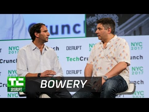 Literally Growing a Business: Bowery Farming's Irving Fain | Disrupt NY 2017 - UCCjyq_K1Xwfg8Lndy7lKMpA