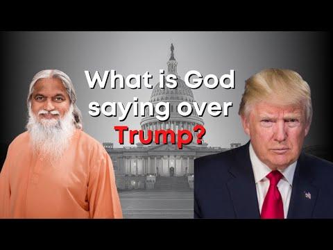 What Does God Say About President Trump? - SADHU SUNDAR SELVARAJ