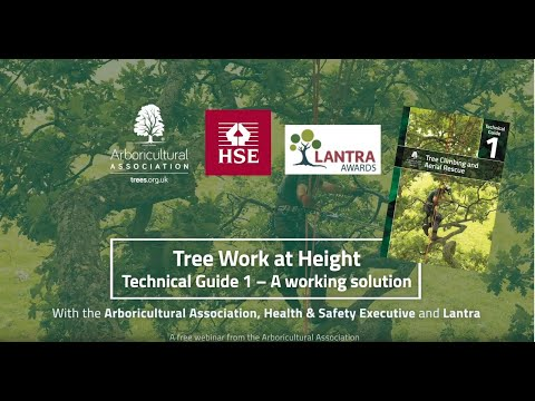 Working at Height Webinar - Technical Guide 1: A Working Solution