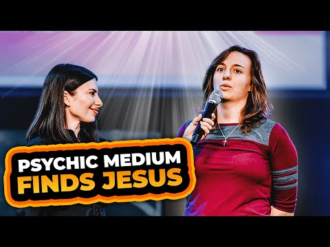 A Search For The Supernatural - PSYCHIC Finds JESUS CHRIST!
