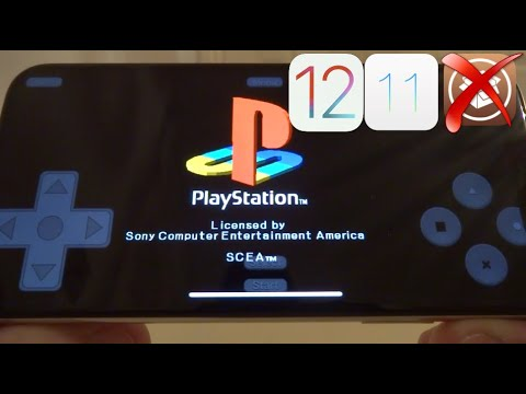 NEW Install PlayStation & Games FREE iOS 12 - 12 4 / 11 / 10