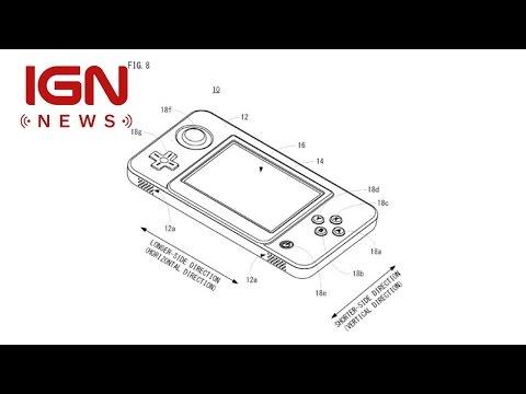 Nintendo Files New Patent for Handheld Device - IGN News - UCKy1dAqELo0zrOtPkf0eTMw