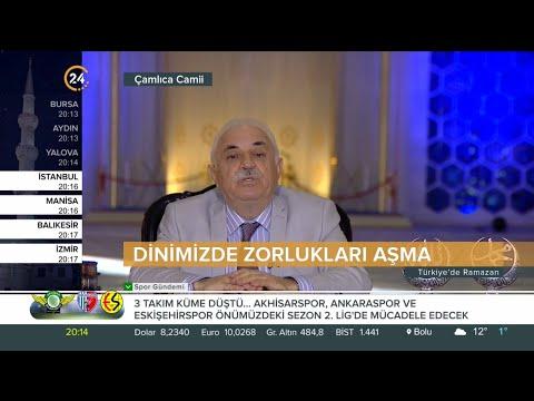 Türkiye'de Ramazan – 09 05 2021