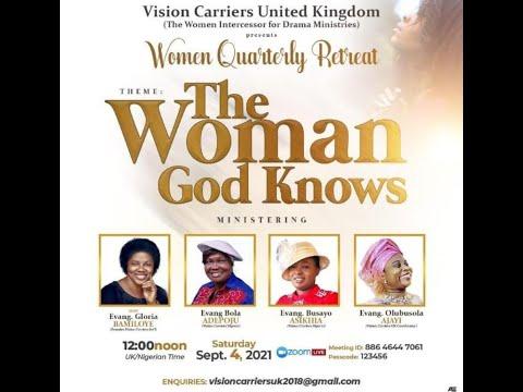 Vision Carriers United Kingdom Women Quarterly Retreat  September 2021