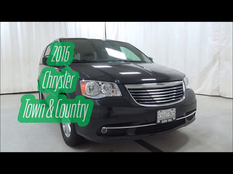 2016 Chrysler Town & Country at Schmit Bros in Saukville, WI!
