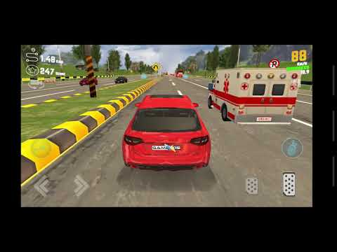 8 Lane Traffic Racing : Car Game(By GAMEXIS) Android Gameplay[HD]