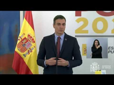 Pedro Sánchez presenta las claves de los Presupuestos Generales del Estado