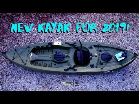 Lifetime Tamarack Angler Sit-On-Top Kayak 10' - New Yak for the 2019 Season! - The Fly Guy - UC-FTzL27nlEUR7SL9M4vClw