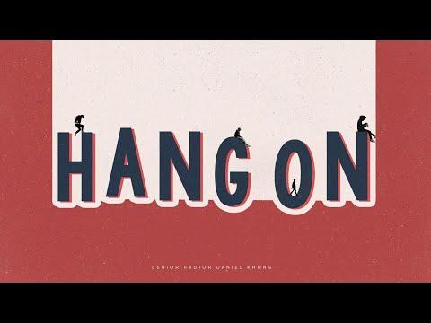 English Service  Hang On