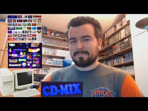 LA ÉPOCA DE LOS CD-MIX --- Repasamos la lista de juegos del 6 al 9