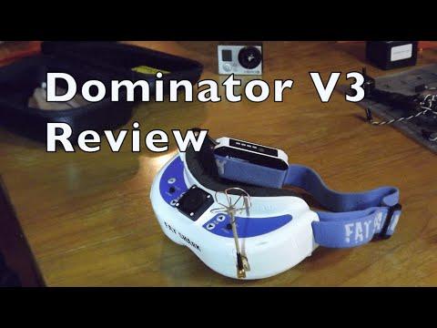 Fatshark Dominator V3 Review - UCaMmcJcG98wo0u3JHC3gPiQ