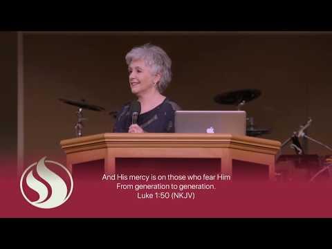 Charis Bible College - Chapel - Guest Speaker - Marie Helene Moulin - January 23, 2019